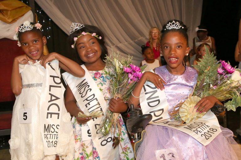 Miss Petite winners