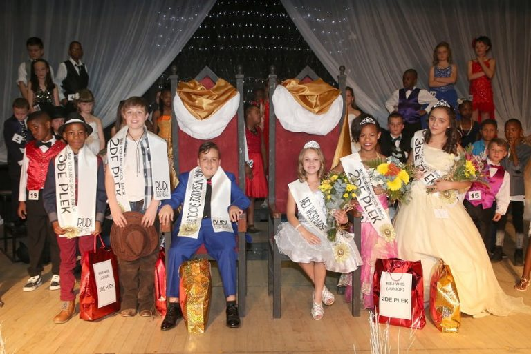 Mr and Miss West Rand Winners photo