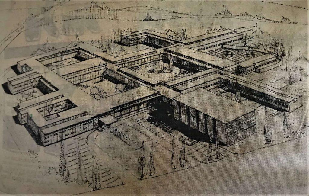 School buildings conceptual design